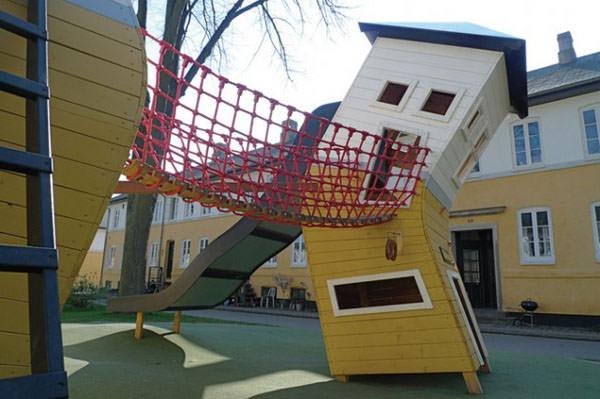 locuri de joaca in Danemarca