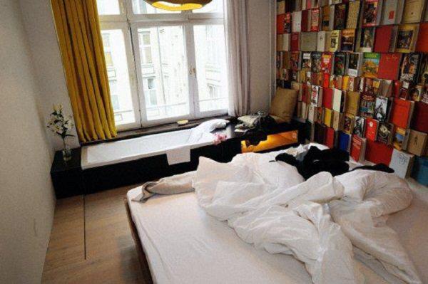 camera de hotel din berlin
