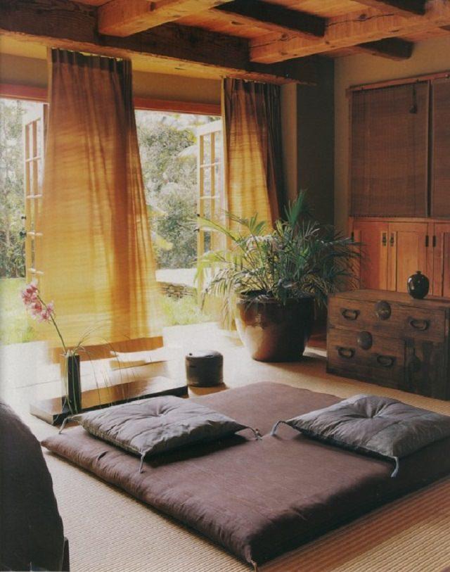 design pentru camera de meditatie