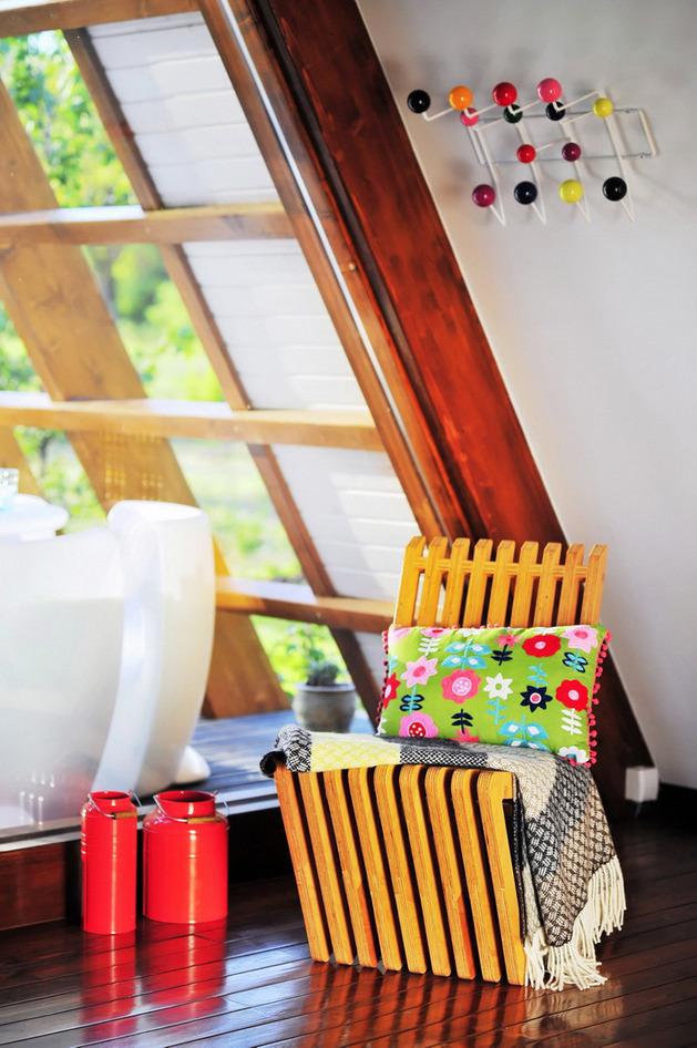 detalii de design interior - Locuinta ecologica