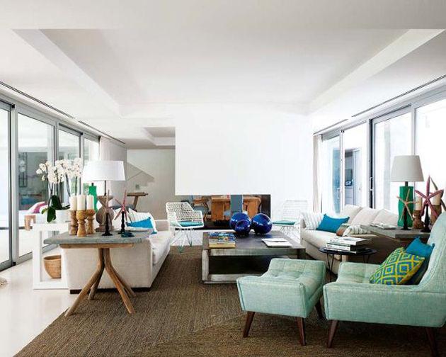 living room eclectic Enrique Johansson