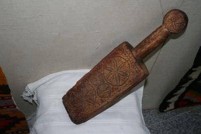 scule din lemn pentru spalatul rufelor