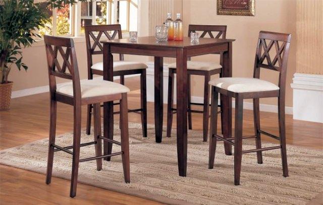 masa de bar cu scaune - mesele de bar clasice