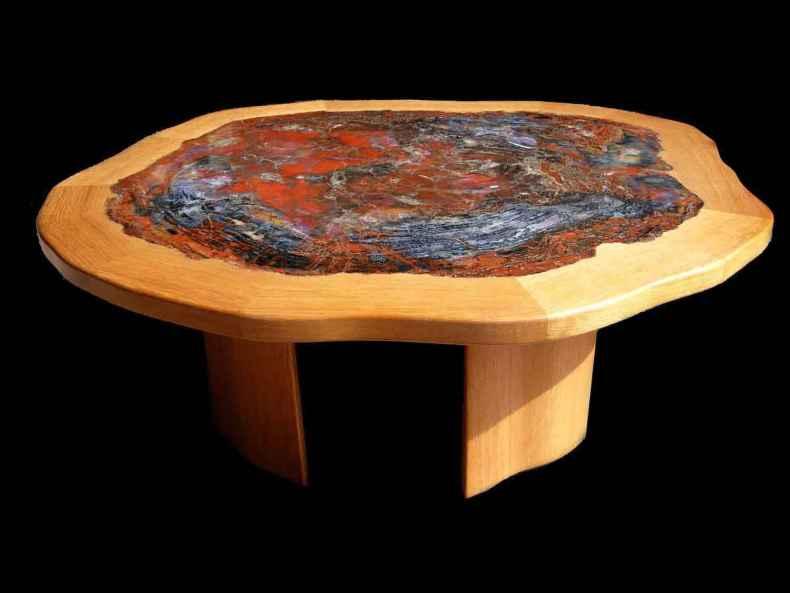 lemn fosilizat