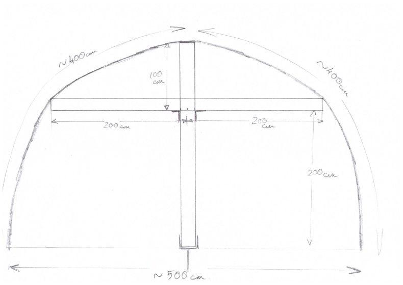solar pe structura de lemn