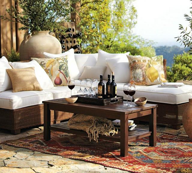 mobilier de terasa sau veranda