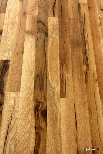 Blaturi de masa din lemn de cer