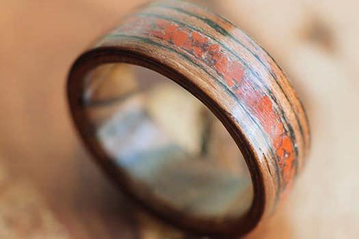 inele din lemn