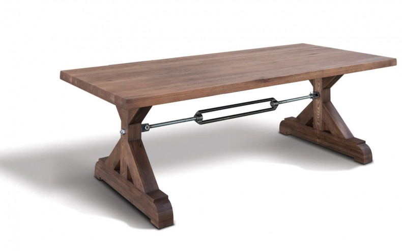 mobila din lemn de stejar