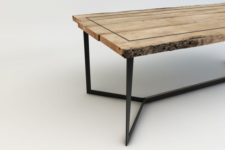 Quadro Table Design by Iacopo Boccalari - Mese cu design special