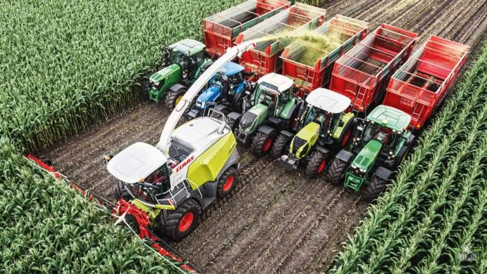 Utilaje pentru agricultura