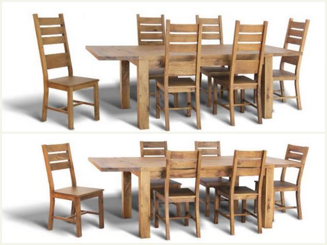 masa extensibila 6 persoane