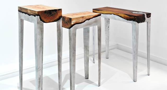 Hilla Shamia designul de mobila