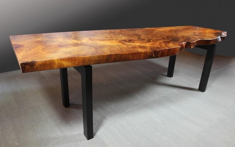 masa din lemn Kauri