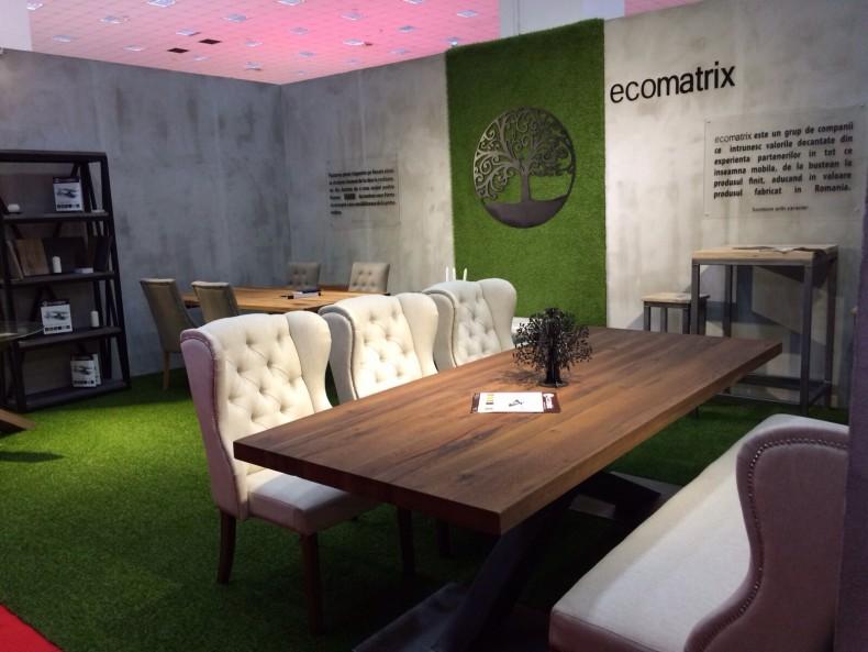 standul Ecomatrix la BIFE SIM 2015