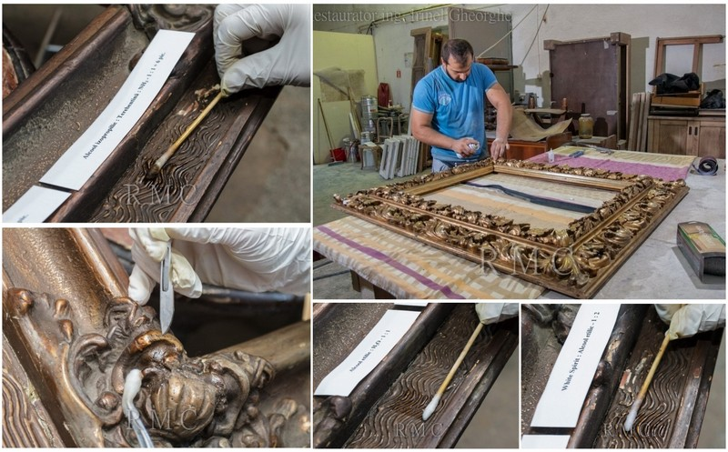 Restaurare lemn