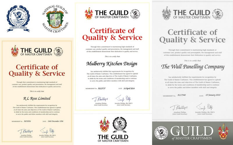 certificate si sigle de ghilda
