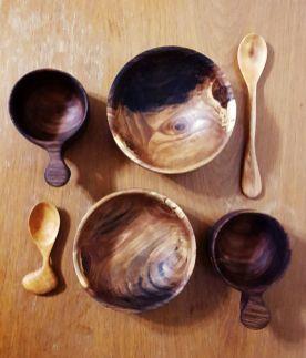 arta lemnului