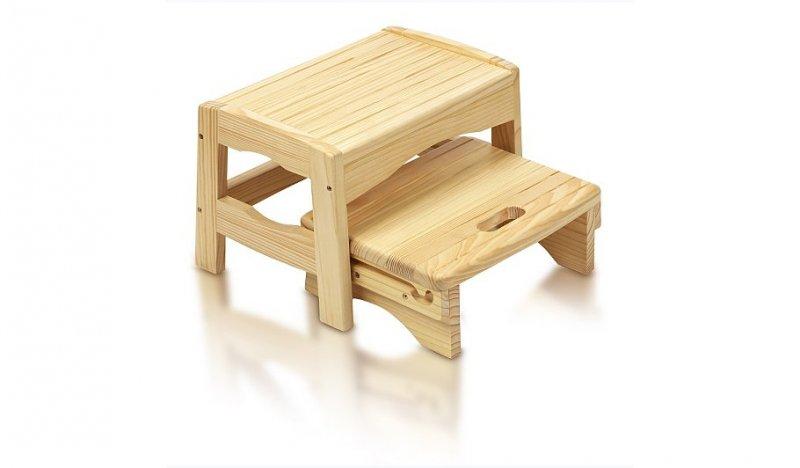 scaun de brad- atelier Hobby