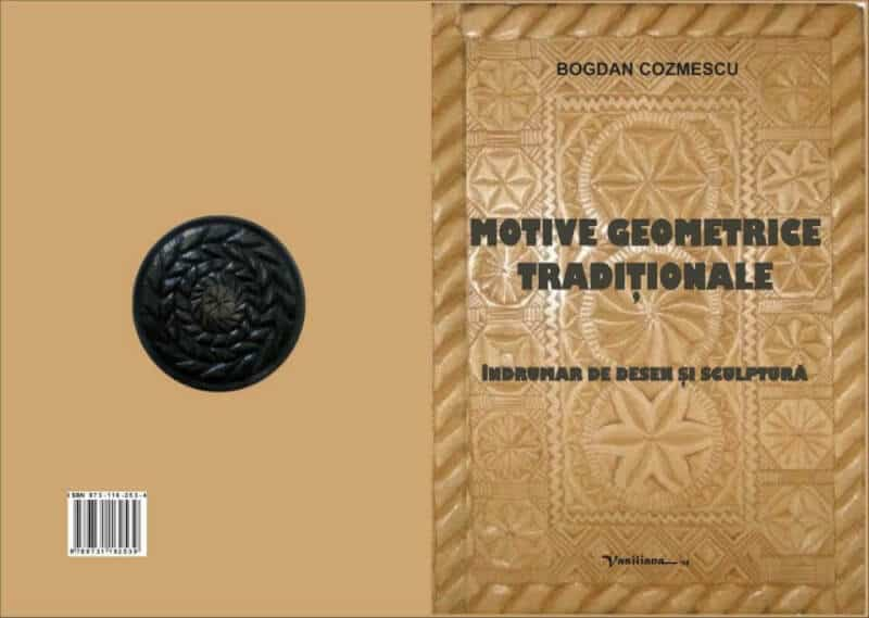 motive geometrice tradiționale