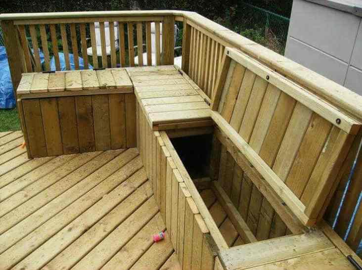 bancile din lemn pentru exterior
