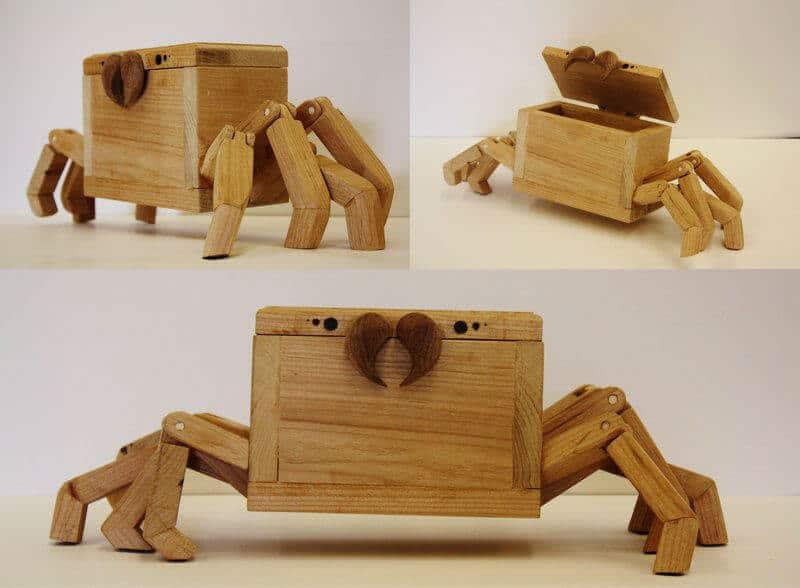 Spider Box