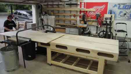 Variante de Paulk workbench (6)