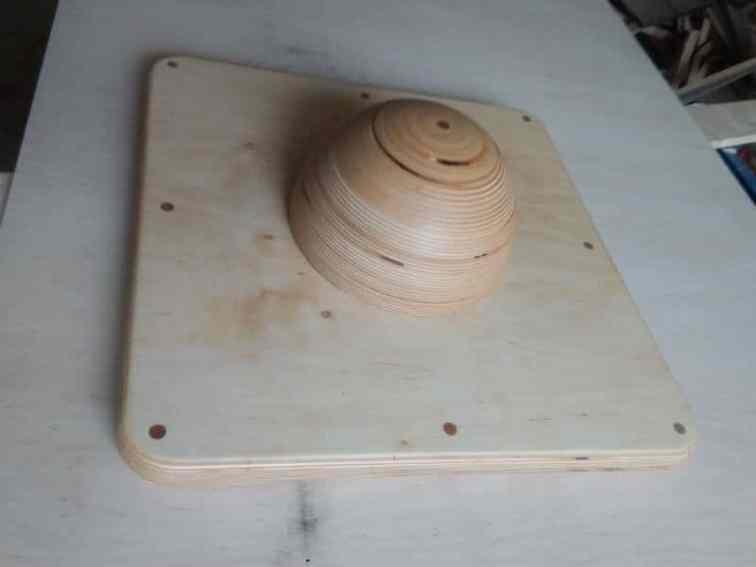placa pentru echilibru