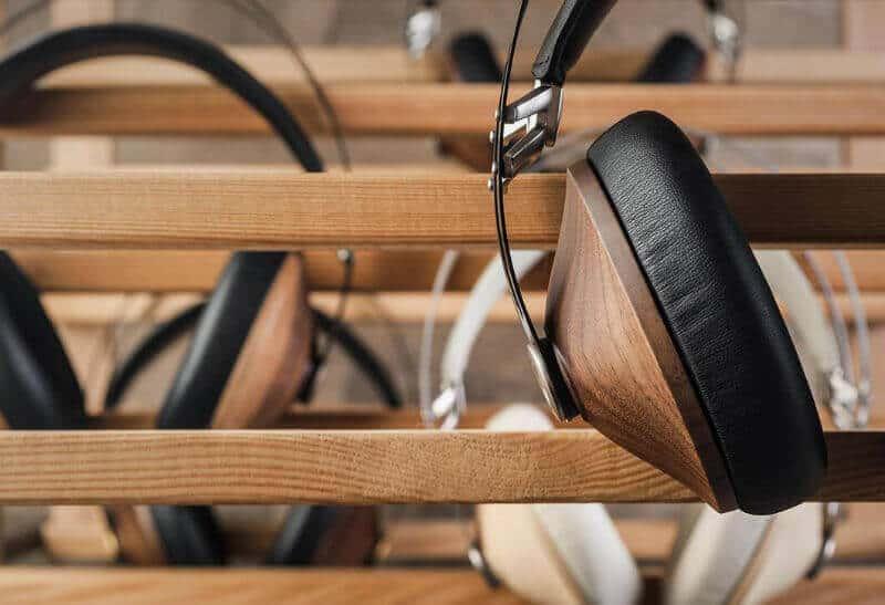 Casti Meze Audio din lemn