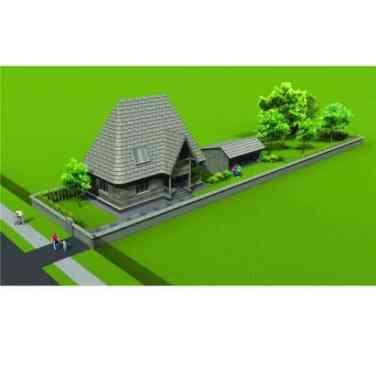 proiect gratuit de casa mica Arcolar