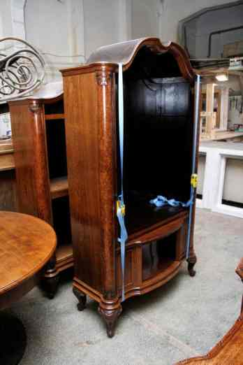 set Chippendale