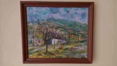 tablou pictura din Baia Mare