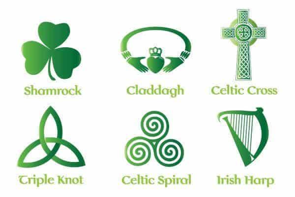 simboluri irlandeze
