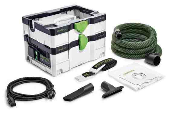 CTL SYS Cleantec Festool