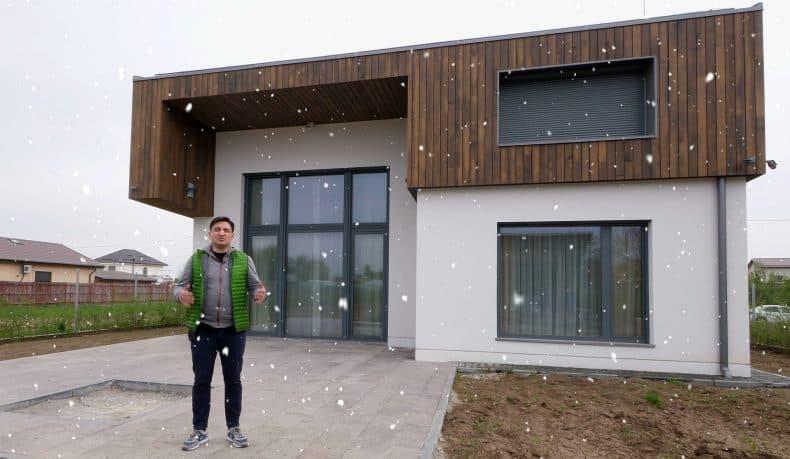 constructia unei case