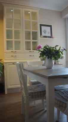 masa cea frumoasa - Provence extensibila din stejar masiv
