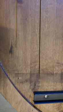 detalii blat rotund pentru masa rotunda eleganta Victoria