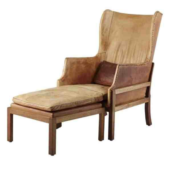 Mogens Koch Wing Chair No 50