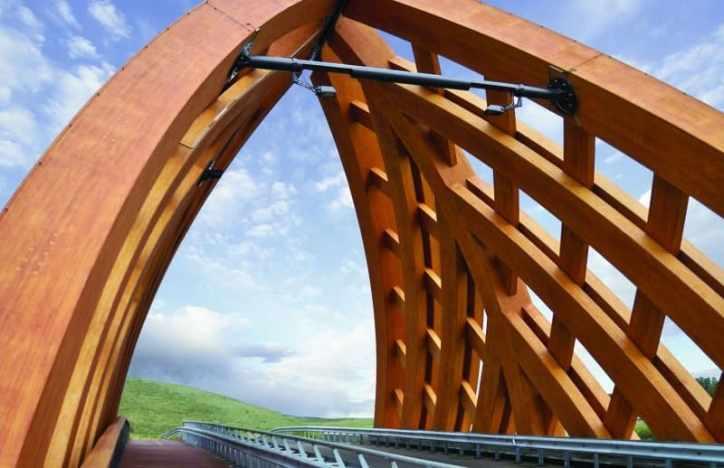 Podul Accoya Sneek Bridge