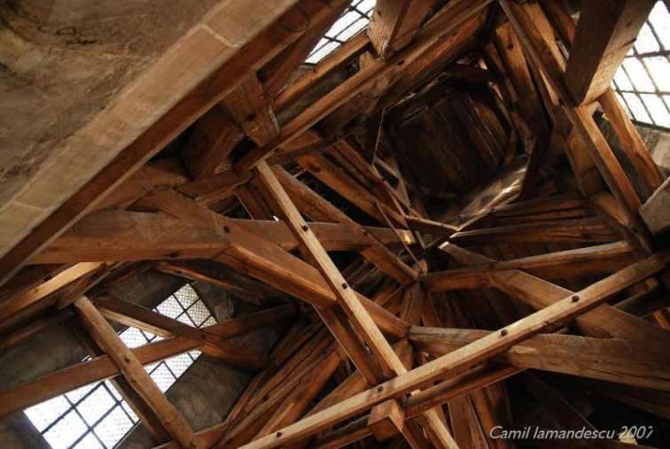 forêt charpente de Notre Dame (1)