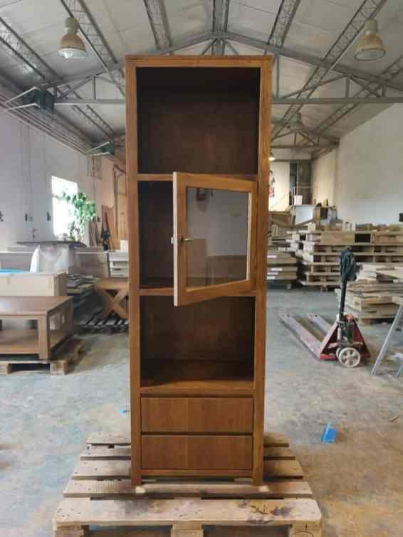 corp simplu vitrină și sertare - mobilă în Brăila