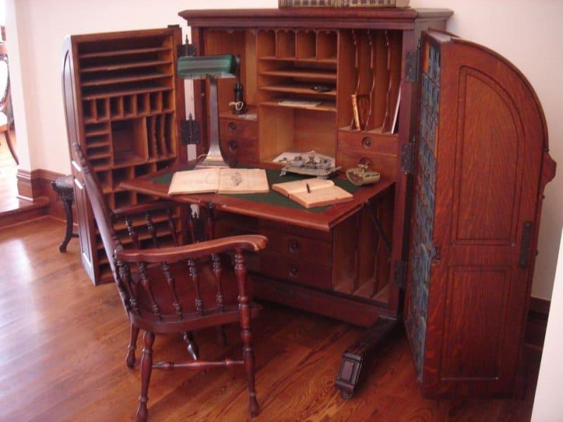William S Wooton Desk