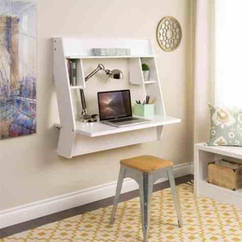 birou de perete pentru copii