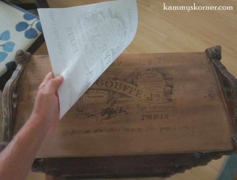imprimarea pe lemn