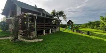 Cabana din Maramures