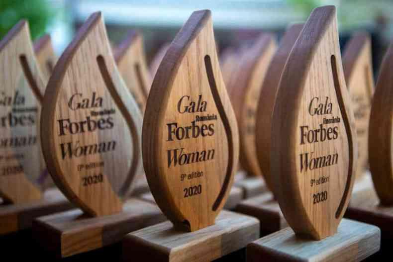 trofee Forbes Women 2020