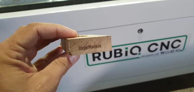 Rubiq CNC la Fabricat in Oltenita