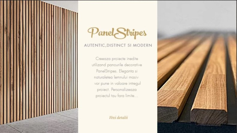 Panel Stripes Dippanels riflaje