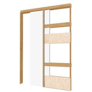 sistem simplu. din lemn
