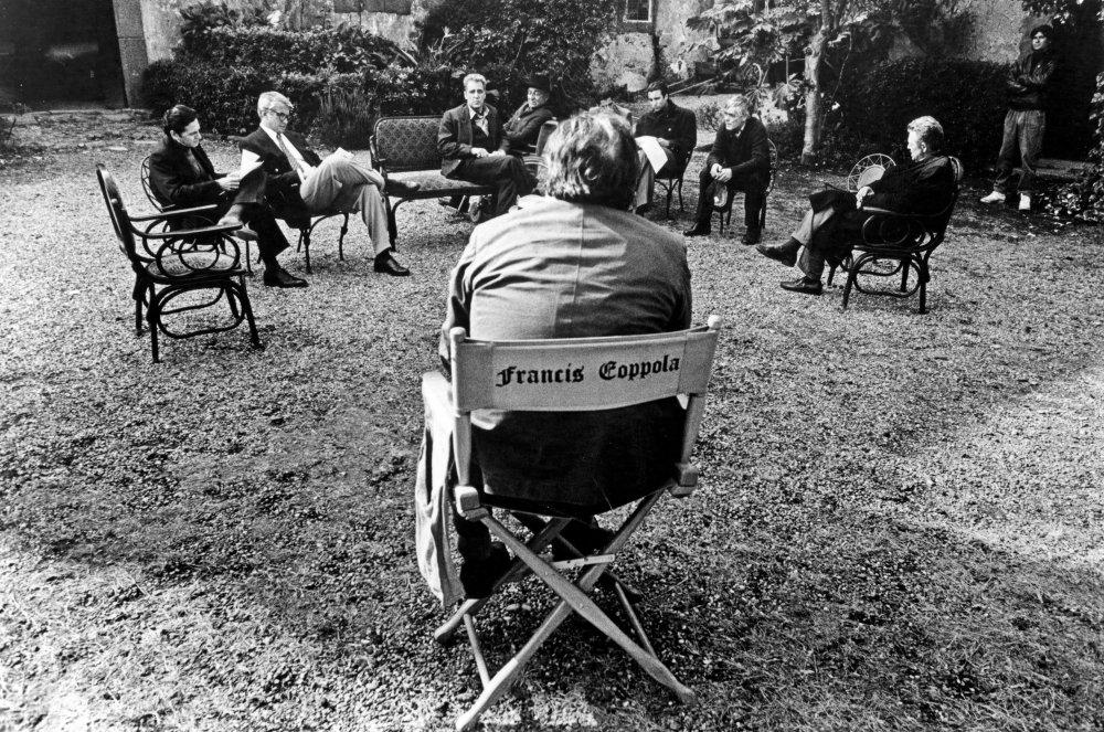 scaun de regizor Francis Coppola